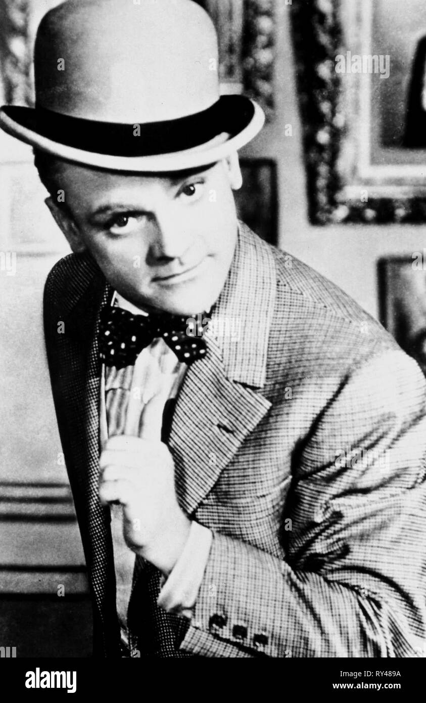 JAMES CAGNEY, YANKEE DOODLE DANDY, 1942 - Stock Image