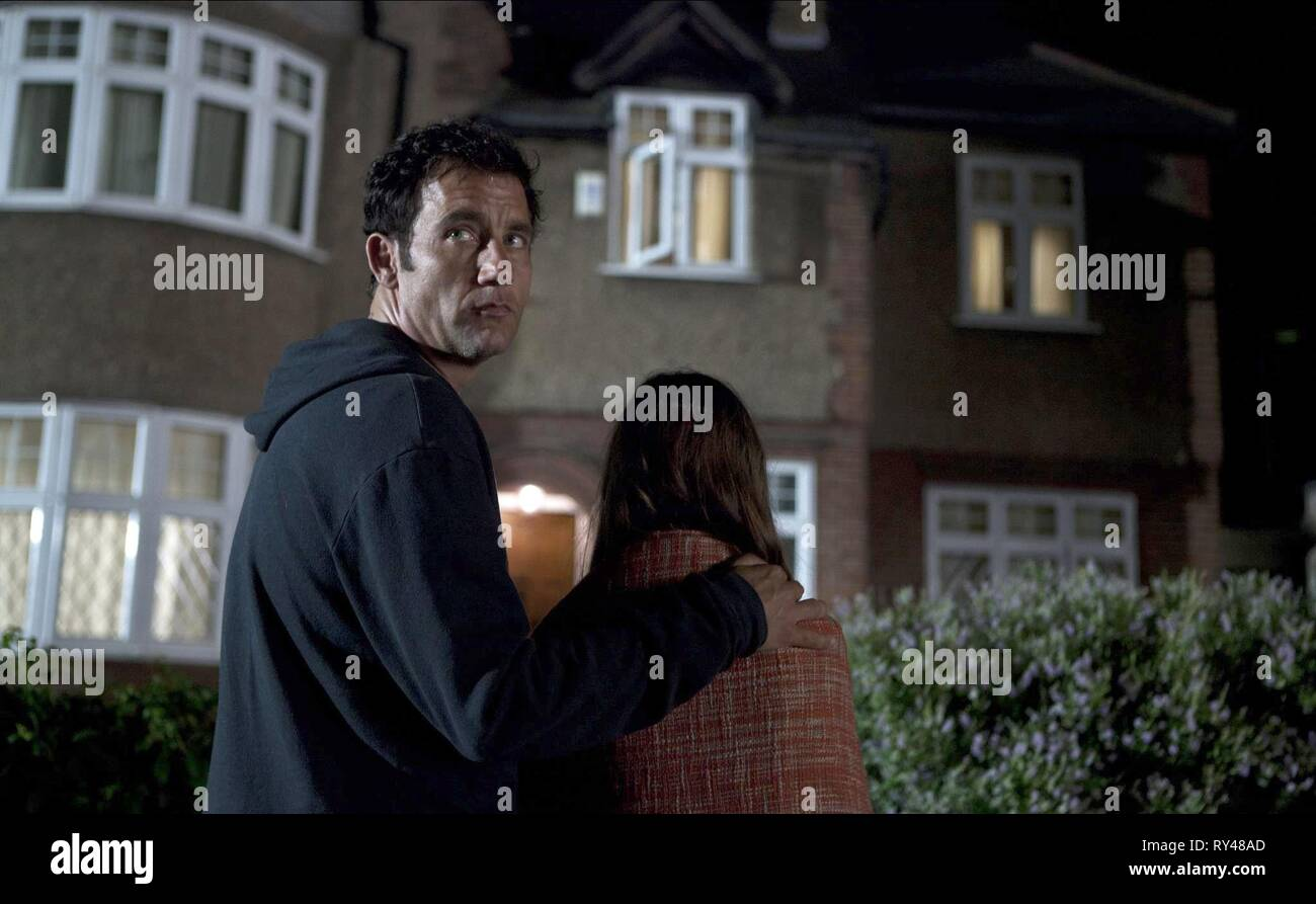 CLIVE OWEN, INTRUDERS, 2011 - Stock Image
