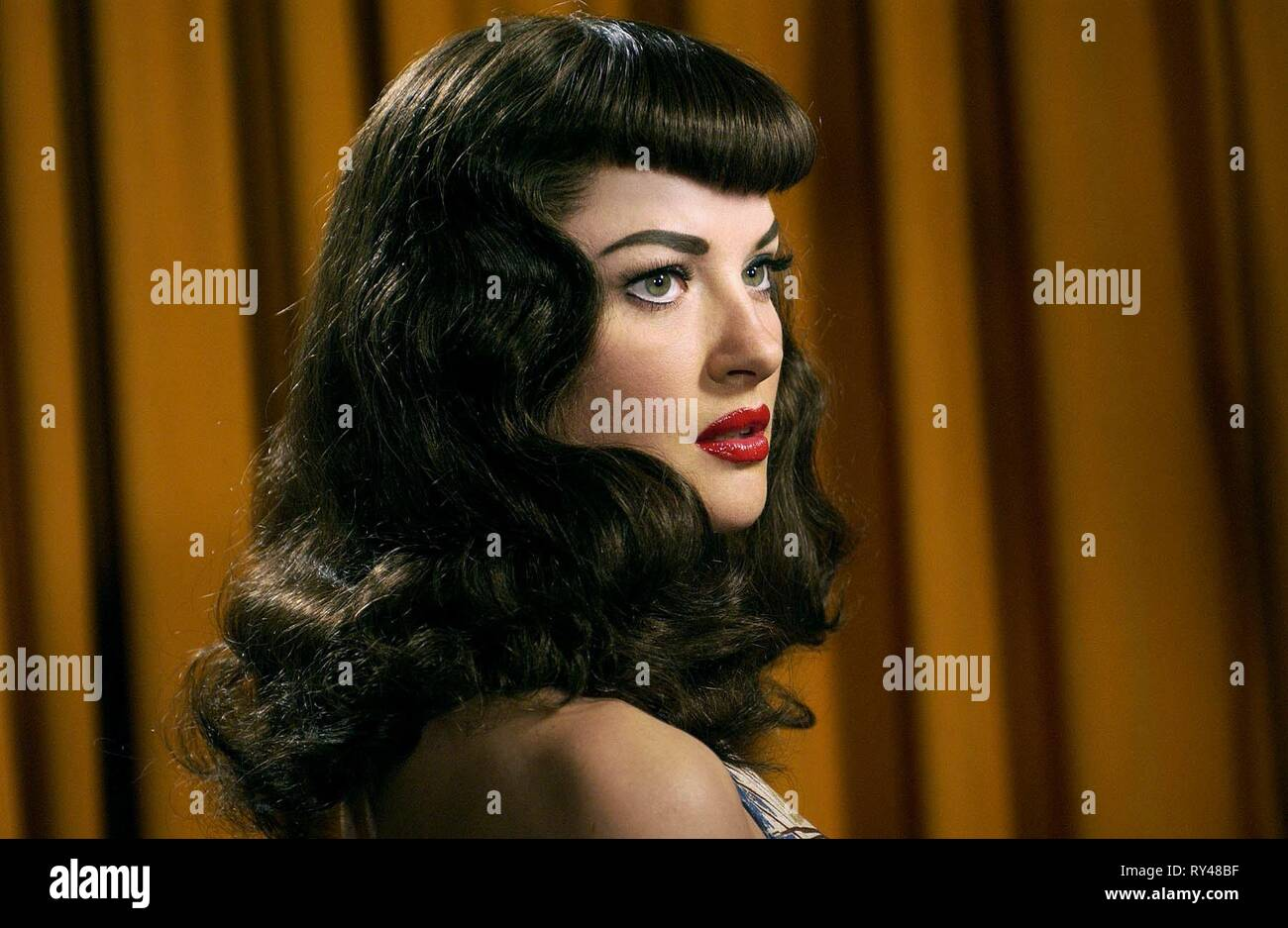 GRETCHEN MOL, THE NOTORIOUS BETTIE PAGE, 2005 Stock Photo