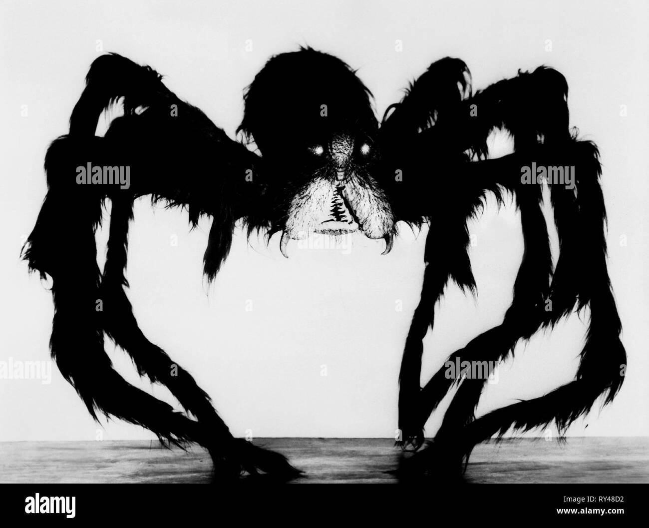 GIANT SPIDER, TARANTULA, 1955 - Stock Image