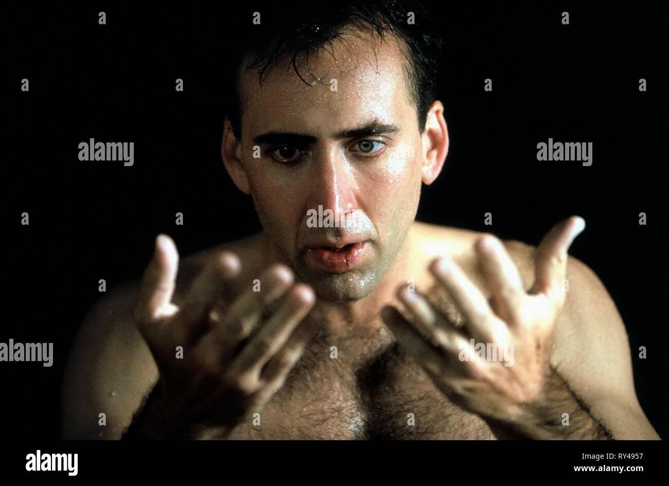 Nicolas Cage City Of Angels 1998 Stock Photo Alamy