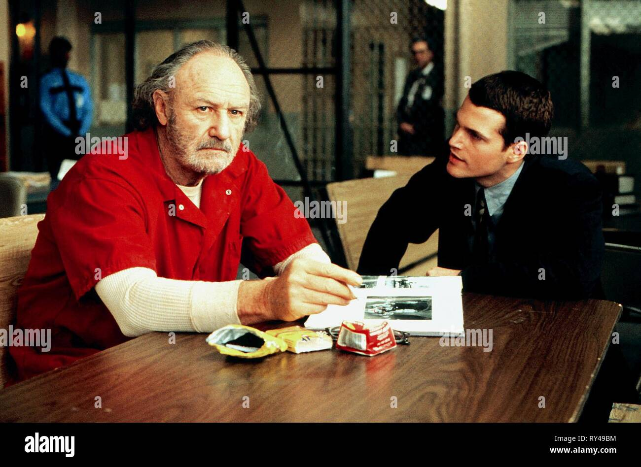 HACKMAN,O'DONNELL, THE CHAMBER, 1996 - Stock Image