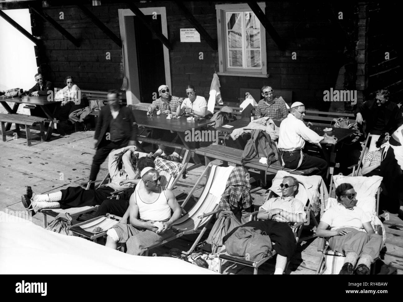 1937 in Switzerland