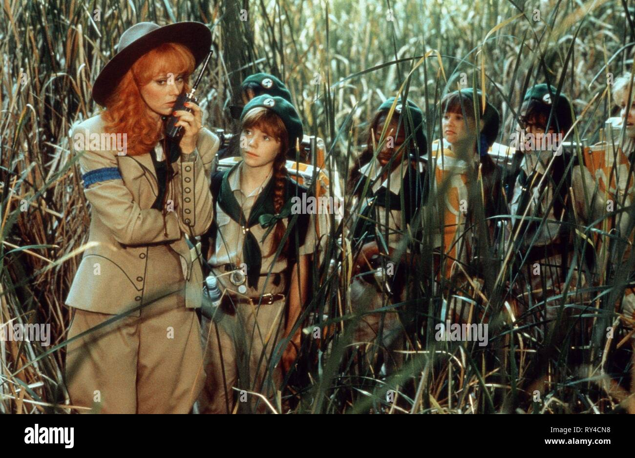 SHELLEY LONG, TROOP BEVERLY HILLS, 1989 - Stock Image