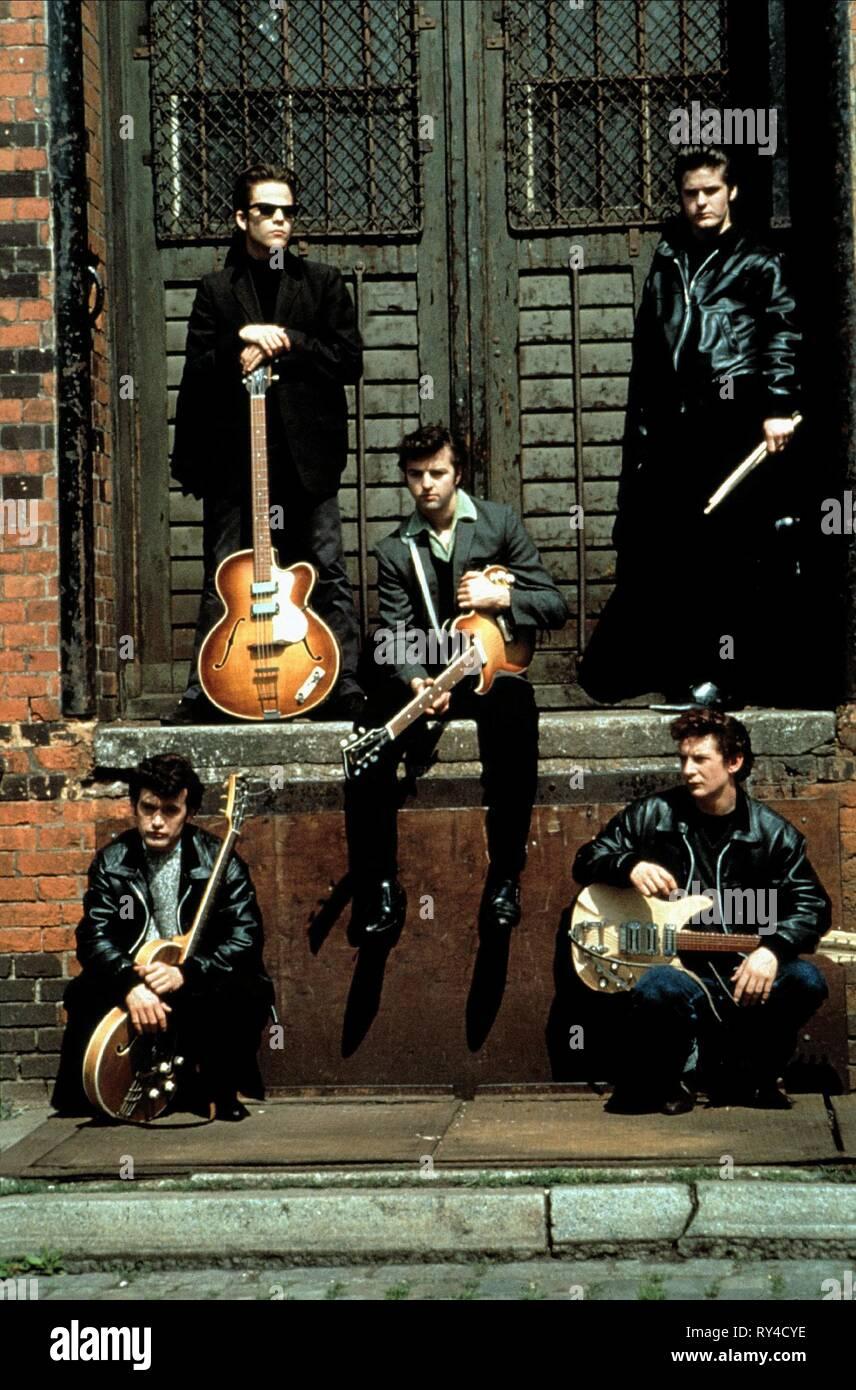 WILLIAMS,O'NEILL,BAKEWELL,HART, BACKBEAT, 1994 - Stock Image