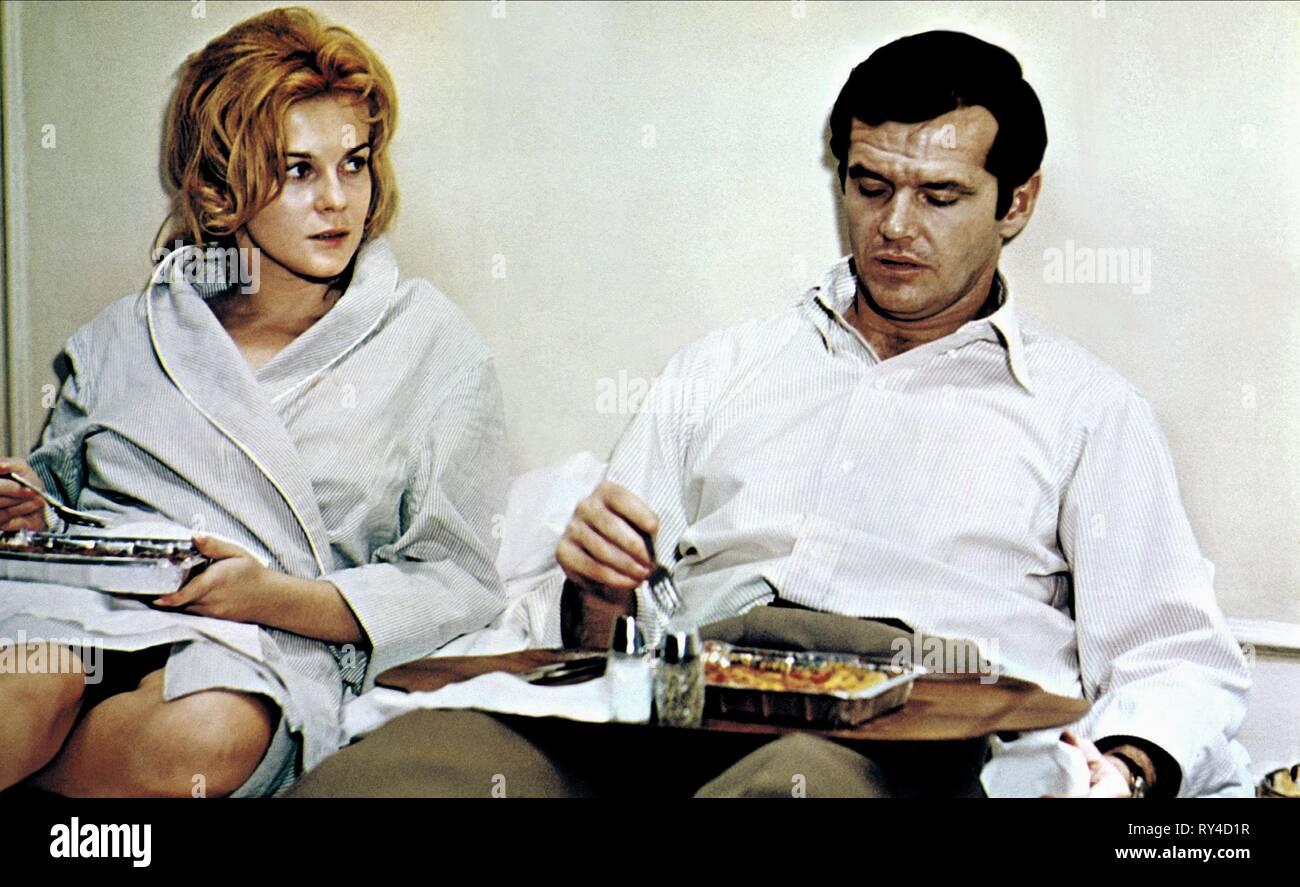 ANN-MARGRET,NICHOLSON, CARNAL KNOWLEDGE, 1971 - Stock Image