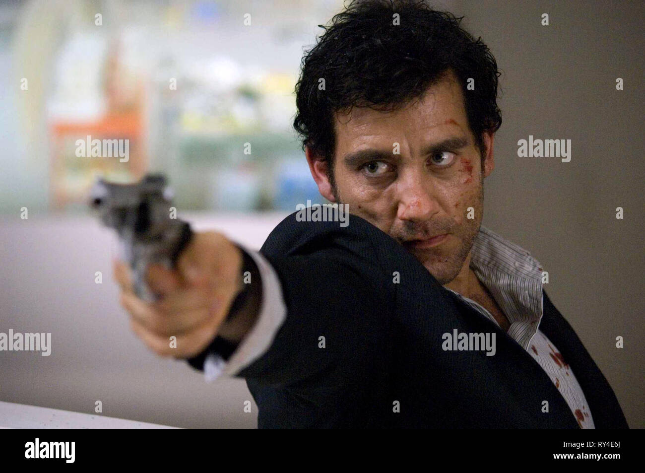 CLIVE OWEN, THE INTERNATIONAL, 2009 - Stock Image