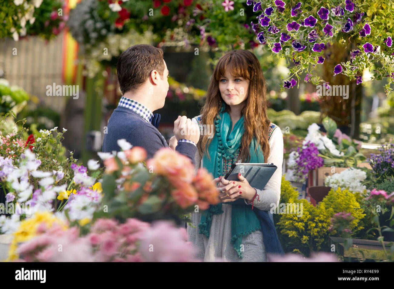 ALEXIS BLEDEL, REMEMBER SUNDAY, 2013 - Stock Image
