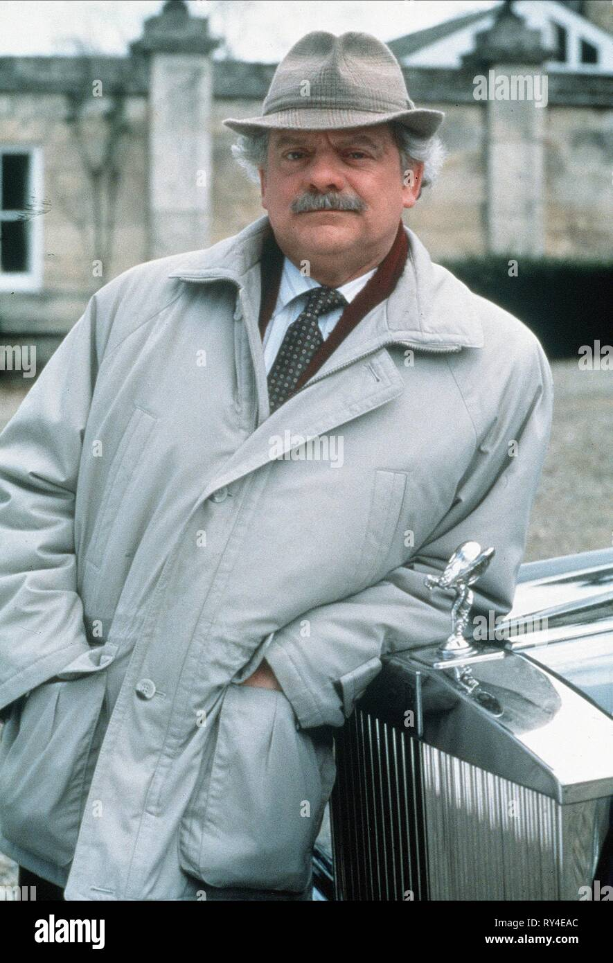 DAVID JASON, A TOUCH OF FROST, 1997 - Stock Image