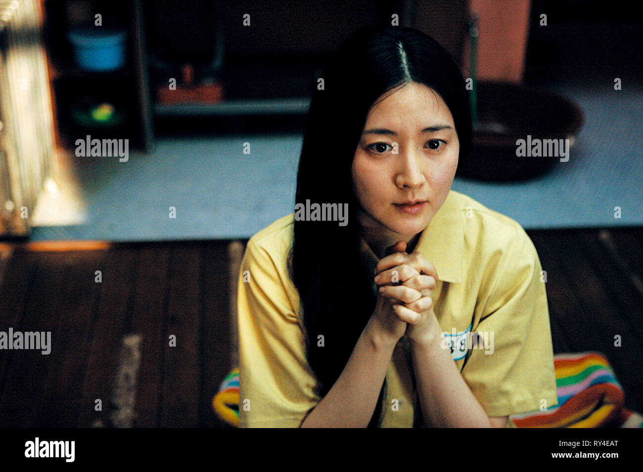 YEONG-AE LEE, SYMPATHY FOR LADY VENGEANCE, 2005 - Stock Image