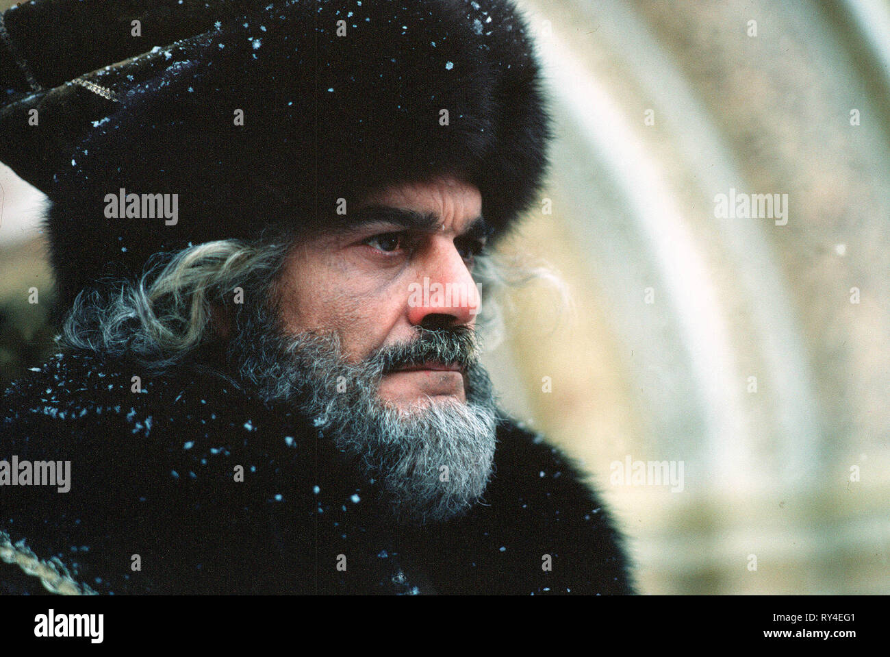 OMAR SHARIF, PETER THE GREAT, 1986 - Stock Image