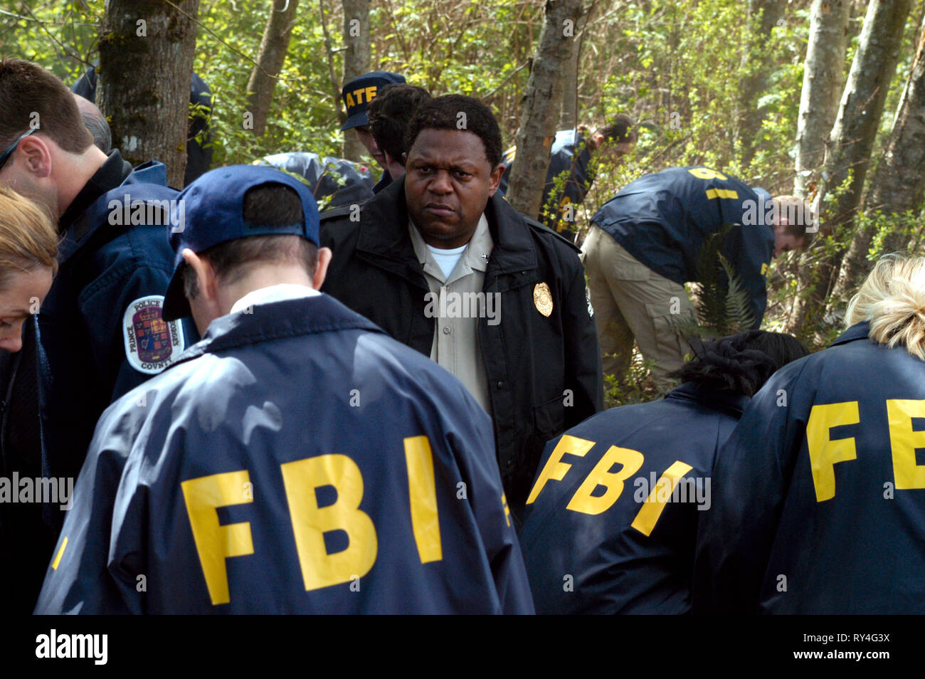 CHARLES S. DUTTON, D.C. SNIPER: 23 DAYS OF FEAR, 2003 - Stock Image