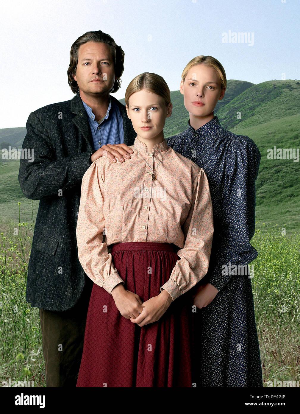 MIDKIFF,JONES,HEIGL, LOVE'S ENDURING PROMISE, 2004 - Stock Image
