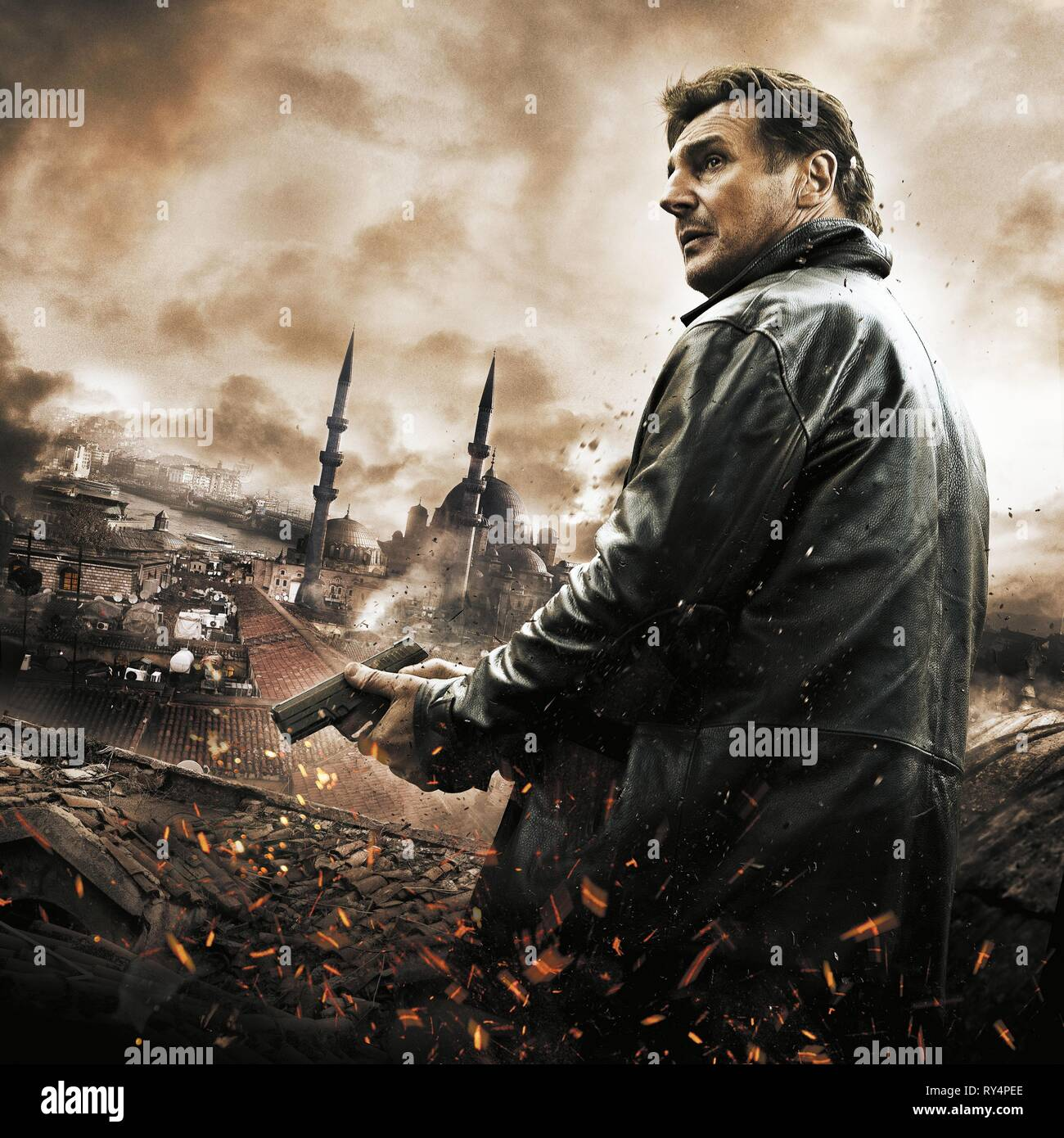 Liam Neeson Taken 2 High Resolution Stock Photography And Images Alamy