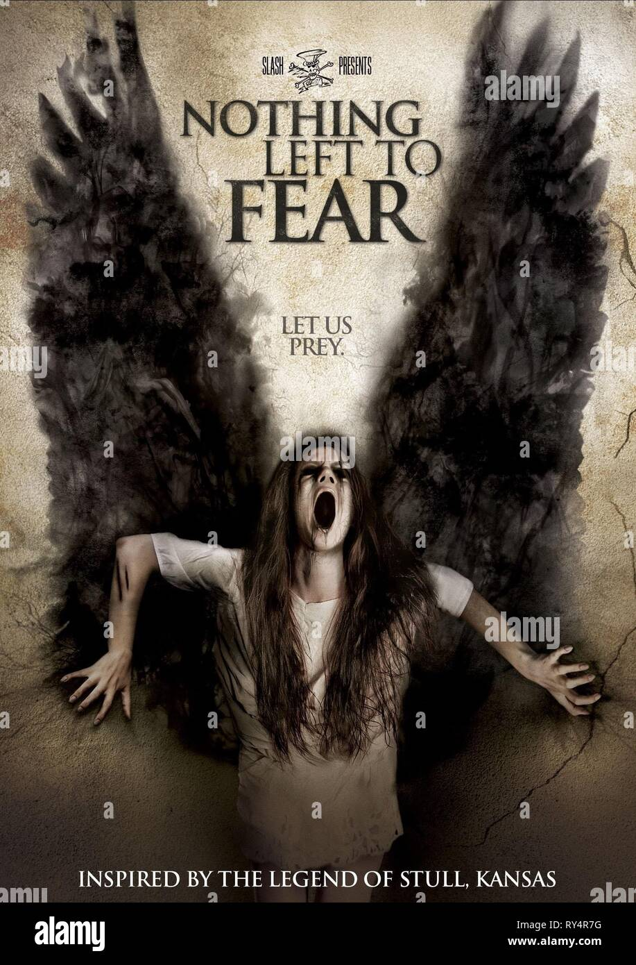 MOVIE POSTER, NOTHING LEFT TO FEAR, 2013 - Stock Image