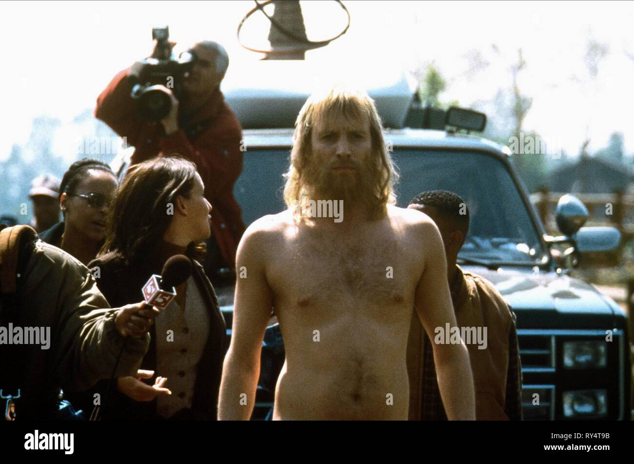 RHYS IFANS, HUMAN NATURE, 2001 - Stock Image