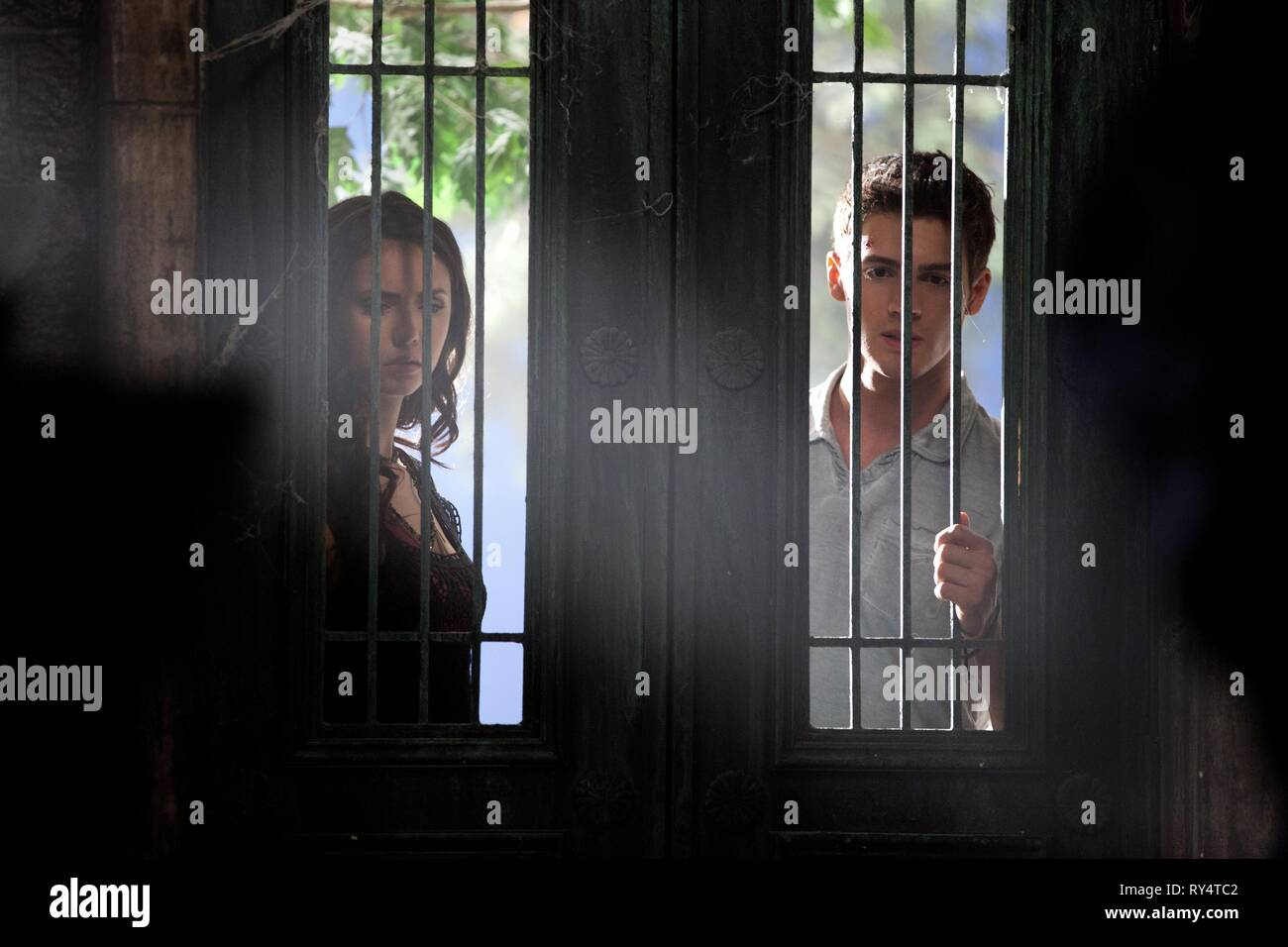 The Vampire Diaries Stock Photos & The Vampire Diaries Stock Images
