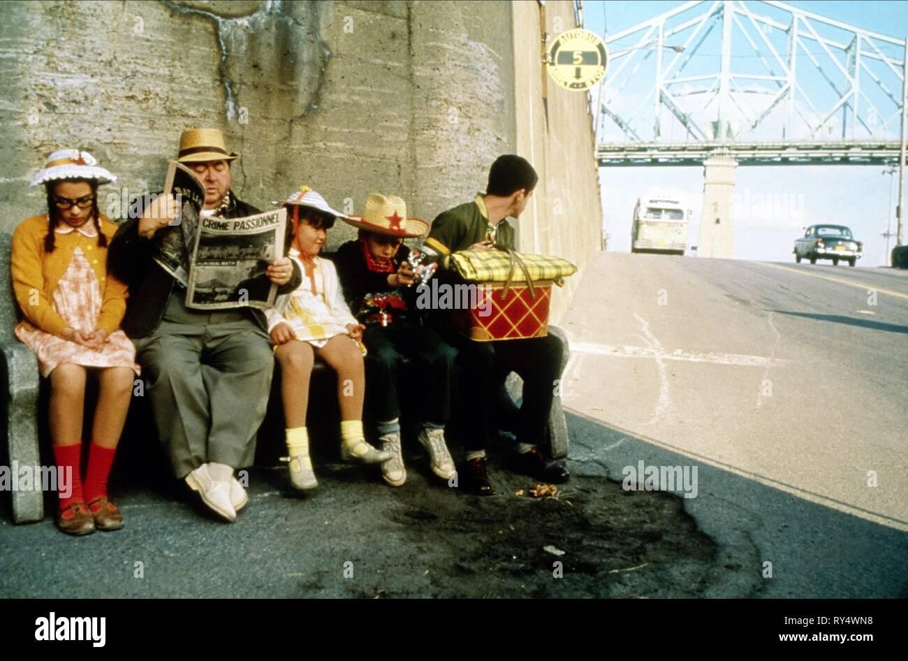 MOVIE SCENE, LEOLO, 1992 - Stock Image