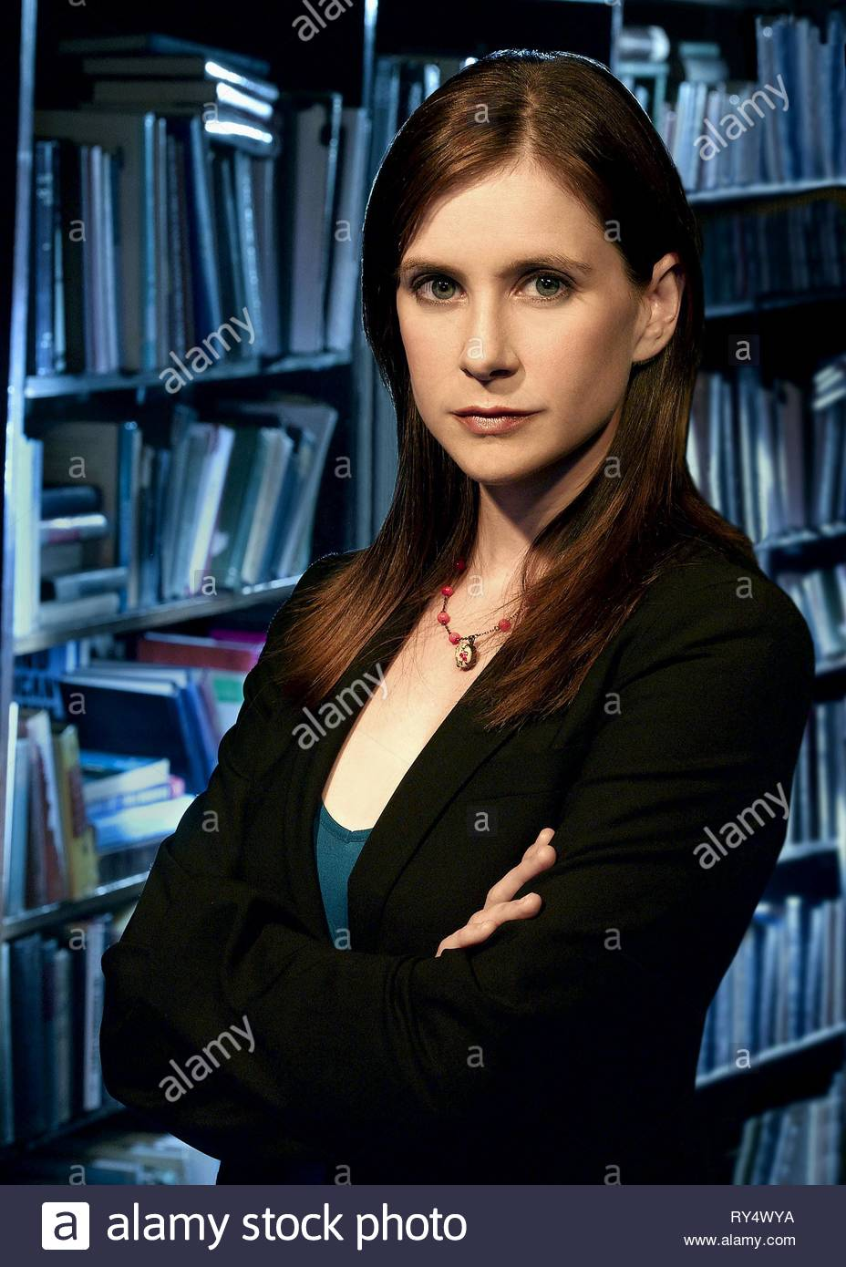 KELLIE MARTIN, MYSTERY WOMAN: SING ME A MURDER, 2005 - Stock Image