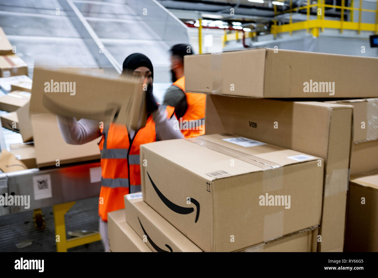 Amazon delivery jobs near me