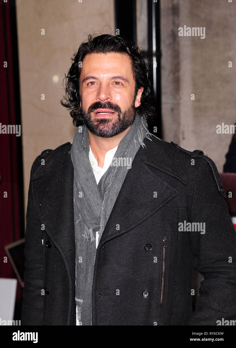 London, UK. 12th Mar, 2019. Christian Vit attending The TRIC Awards 50th Anniversary 2019 at The Grosvenor House Hotel London 12th March 2019 Credit: Peter Phillips/Alamy Live News - Stock Image