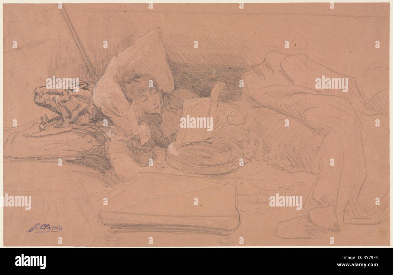 Landkarte Tiefen Atlantischer Ozean nach Lotung der Gazelle Passat 1890 Original