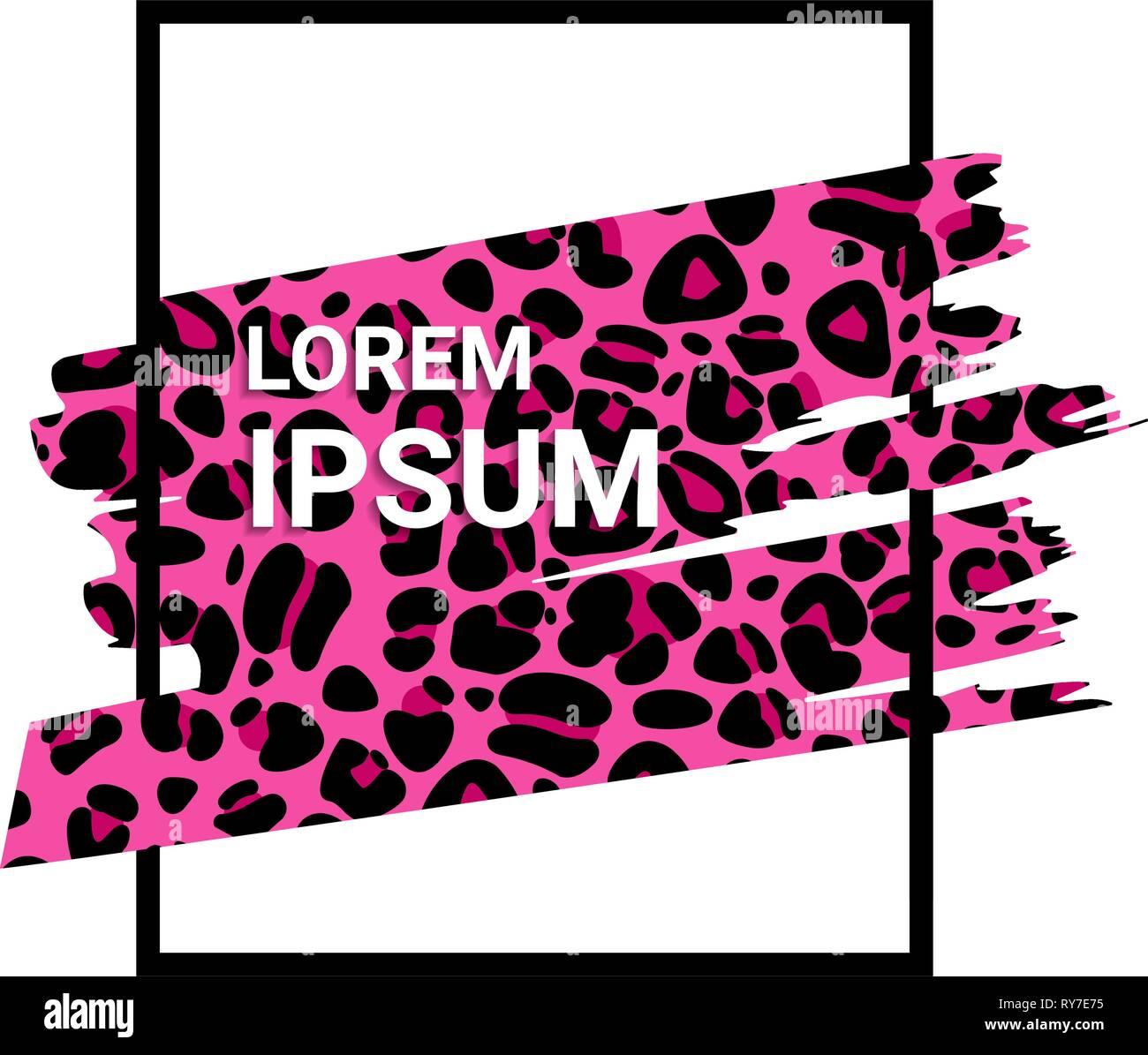 Neon Pink Zebra Skin Fleece Scarf Animal Print