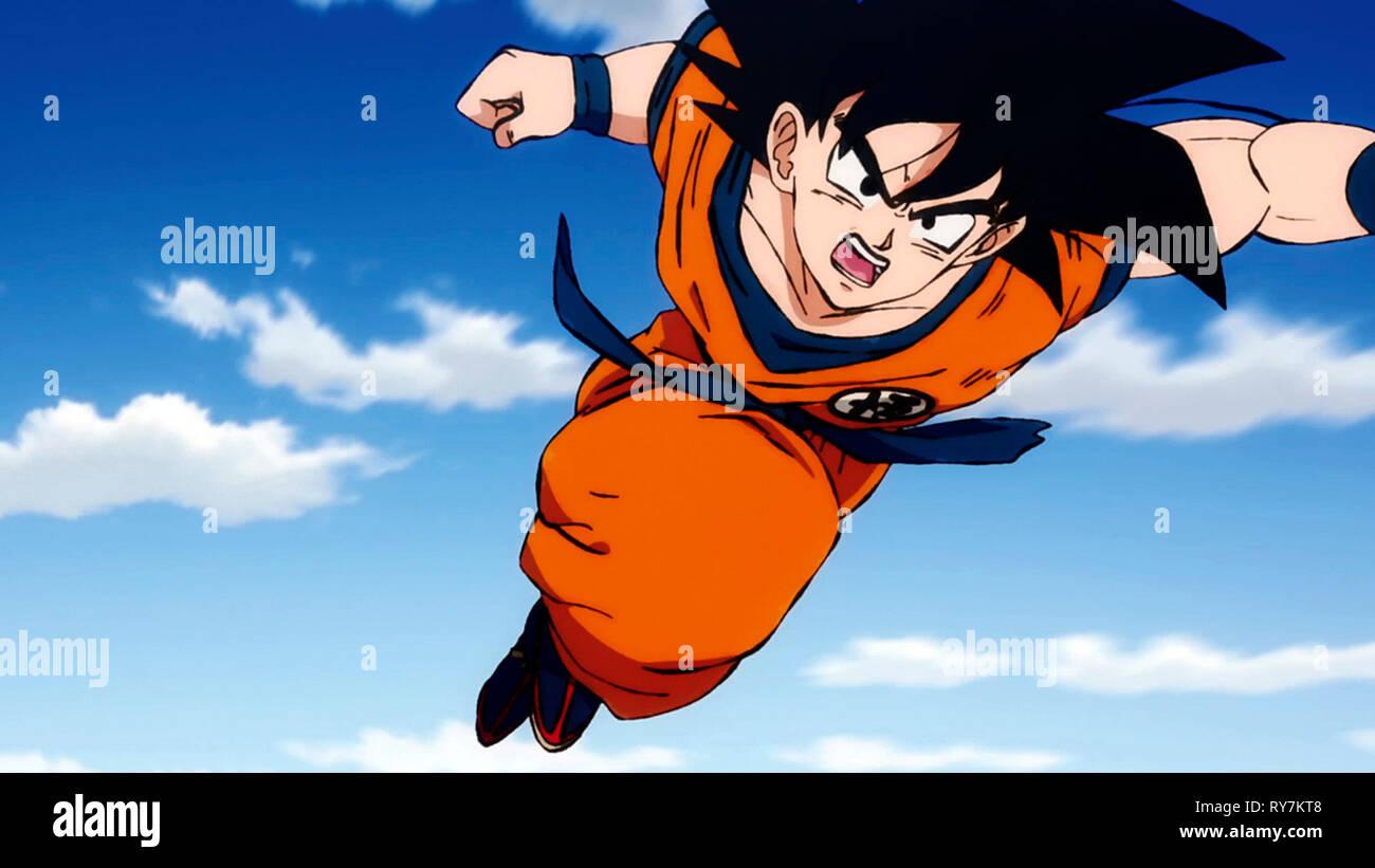 Dragon Ball Super Broly 2018 De Tatsuya Nagamine Animation Dessin