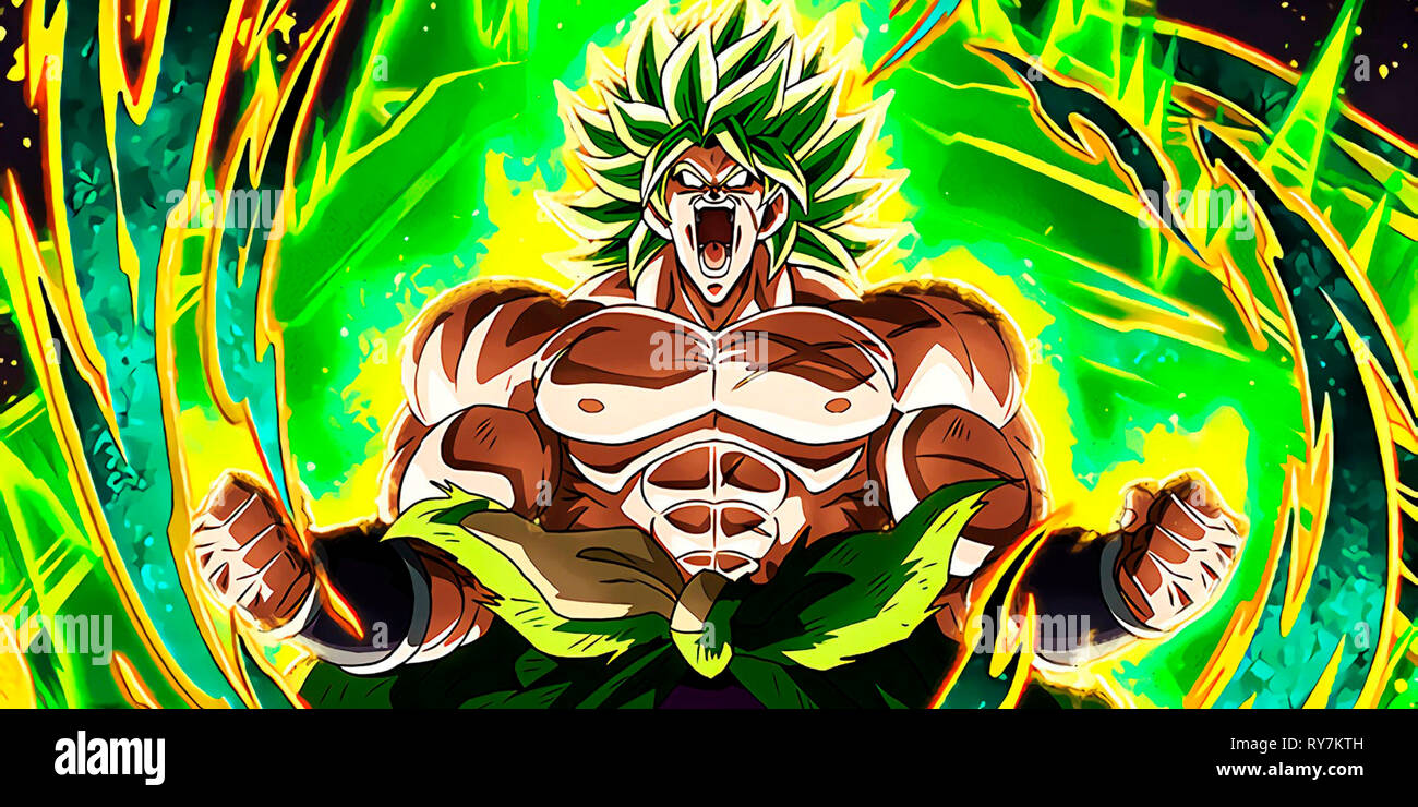 Broly Stock Photos Broly Stock Images Alamy