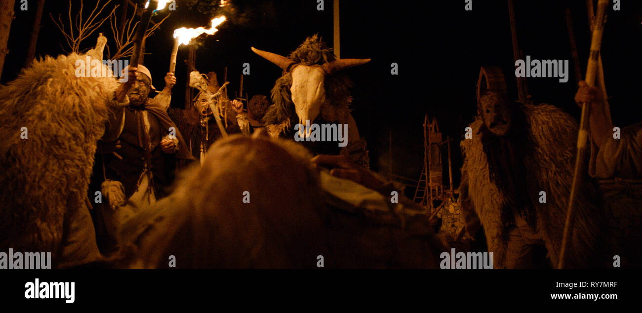 MENOCCHIO 2018 de Alberto Fasulo Prod DB © Nefertiti Film - Hai Hui Entertainement - Rai Cinema / DR - Stock Image