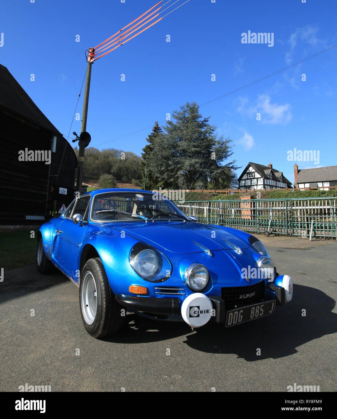 Alpine Renault Stock Photos & Alpine Renault Stock Images