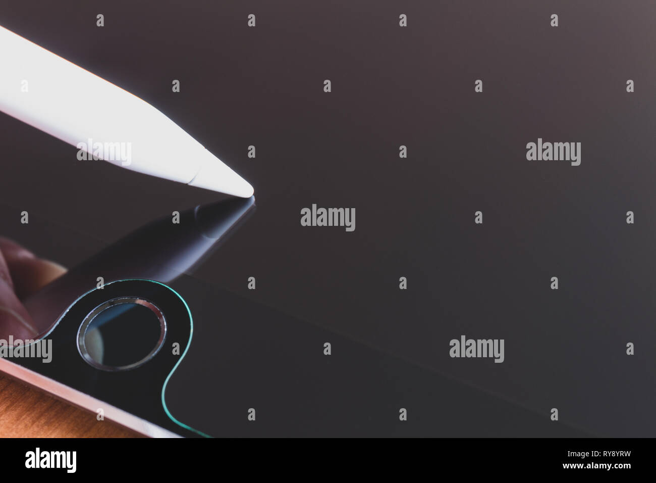 Ipad Pro Stock Photos & Ipad Pro Stock Images - Alamy