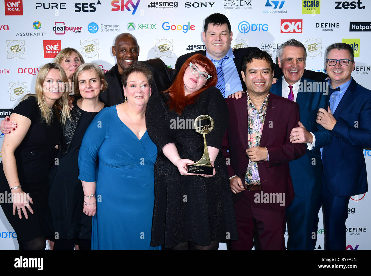 Paul Sinha The Chase High Resolution Stock Photography And Images Alamy