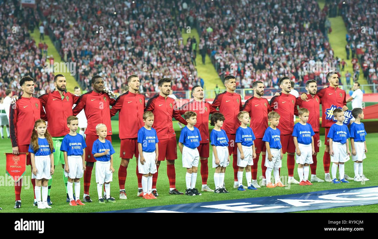 11c121fb0 Portugal National Football Team Stock Photos   Portugal National ...