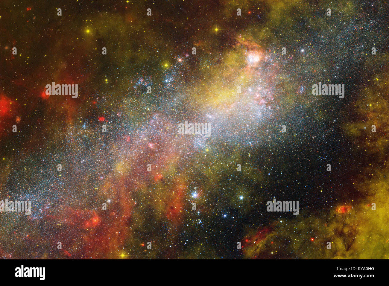 beautiful of universe science fiction wallpaper elements of this image furnished by nasa RYA0HG