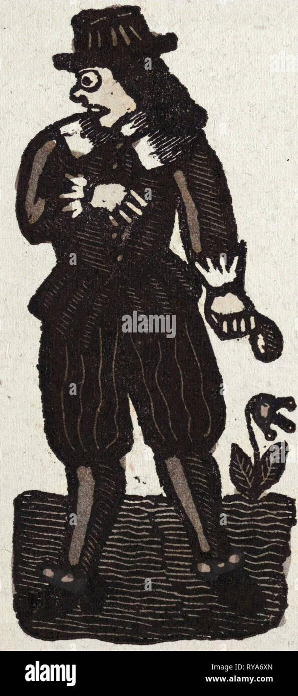 Illustration of English Tales Folk Tales and Ballads Stock Photo