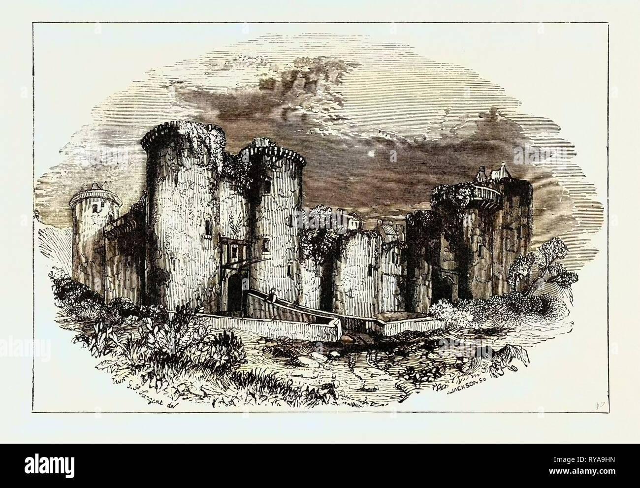 Les 4 Pieds Rouen rouen castle stock photos & rouen castle stock images - alamy