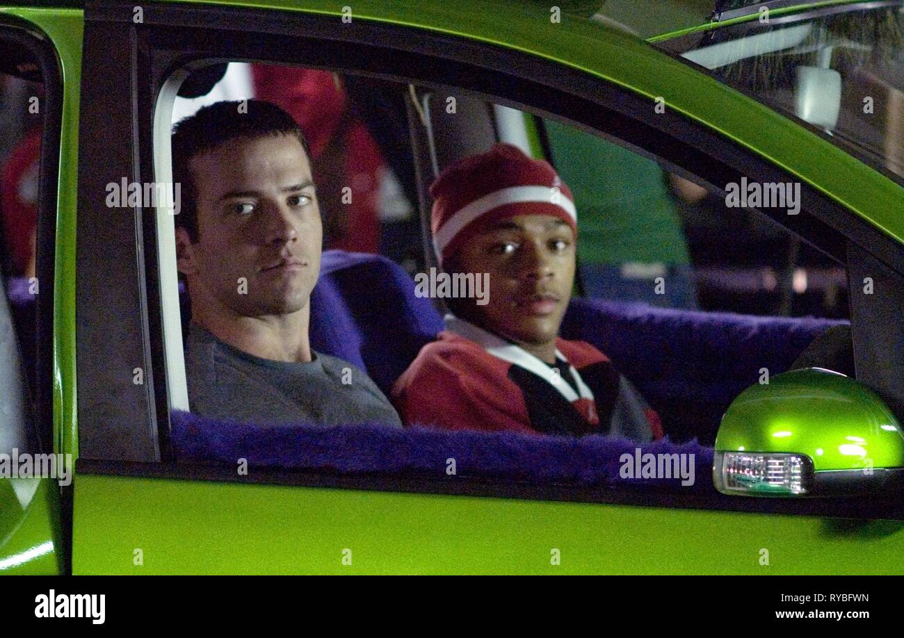 LUCAS BLACK, BOW WOW, THE FAST AND THE FURIOUS: TOKYO DRIFT, 2006 Stock Photo