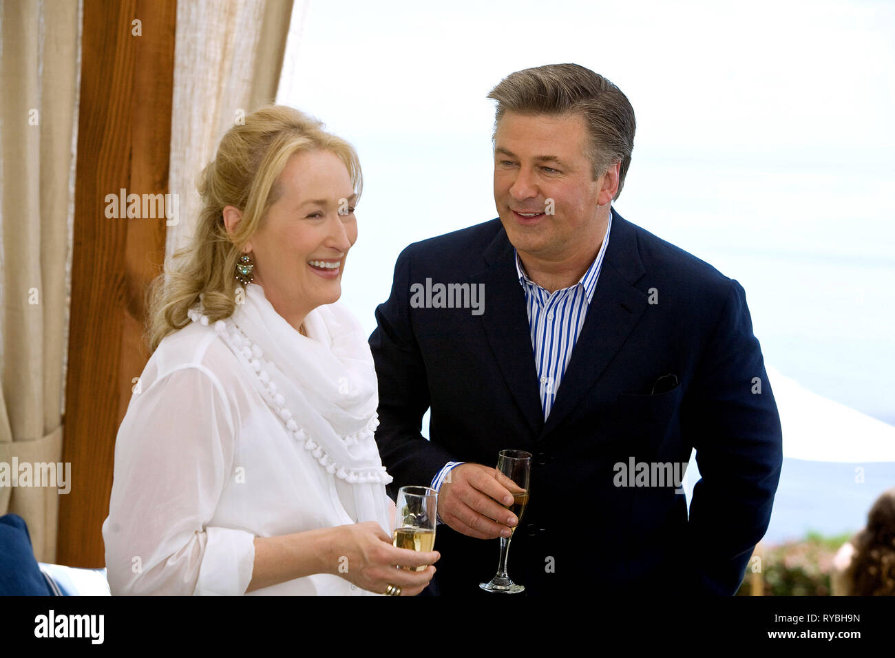 MERYL STREEP, ALEC BALDWIN, IT'S COMPLICATED, 2009 - Stock Image