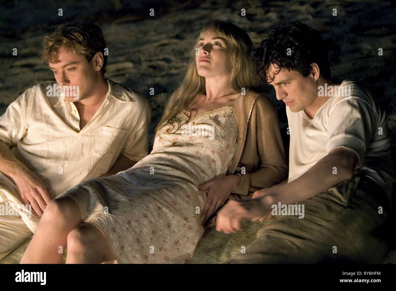 JUDE LAW, KATE WINSLET, MARK RUFFALO, ALL THE KING'S MEN, 2006 - Stock Image