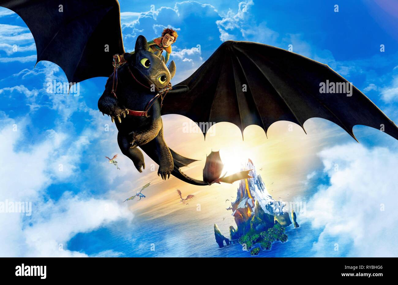 How To Train Your Dragon Hiccup High Resolution Stock Photography And Images Alamy