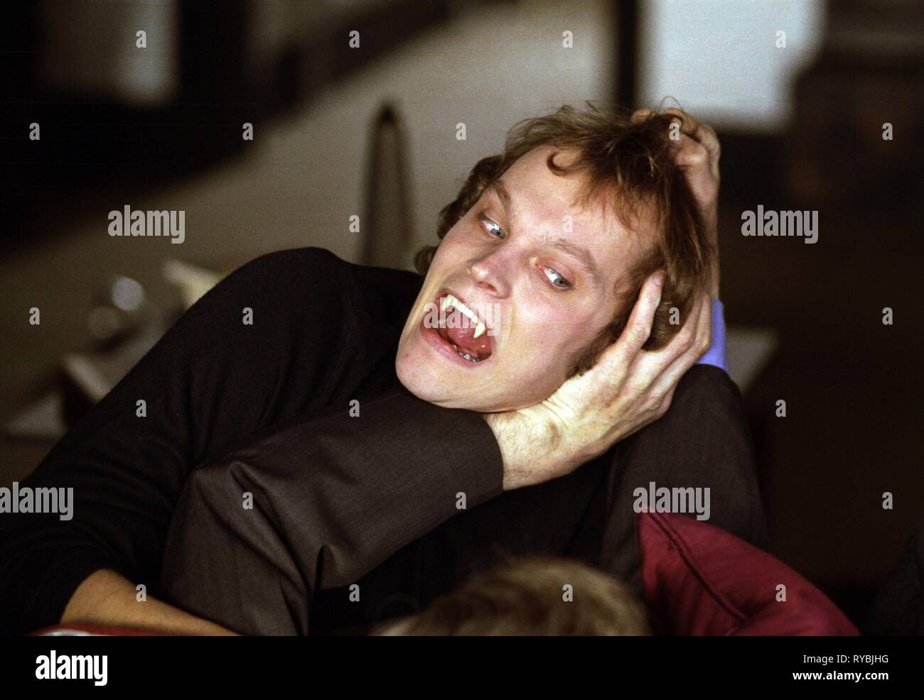 CHRISTOPHER NEAME, DRACULA A.D. 1972, 1972 - Stock Image