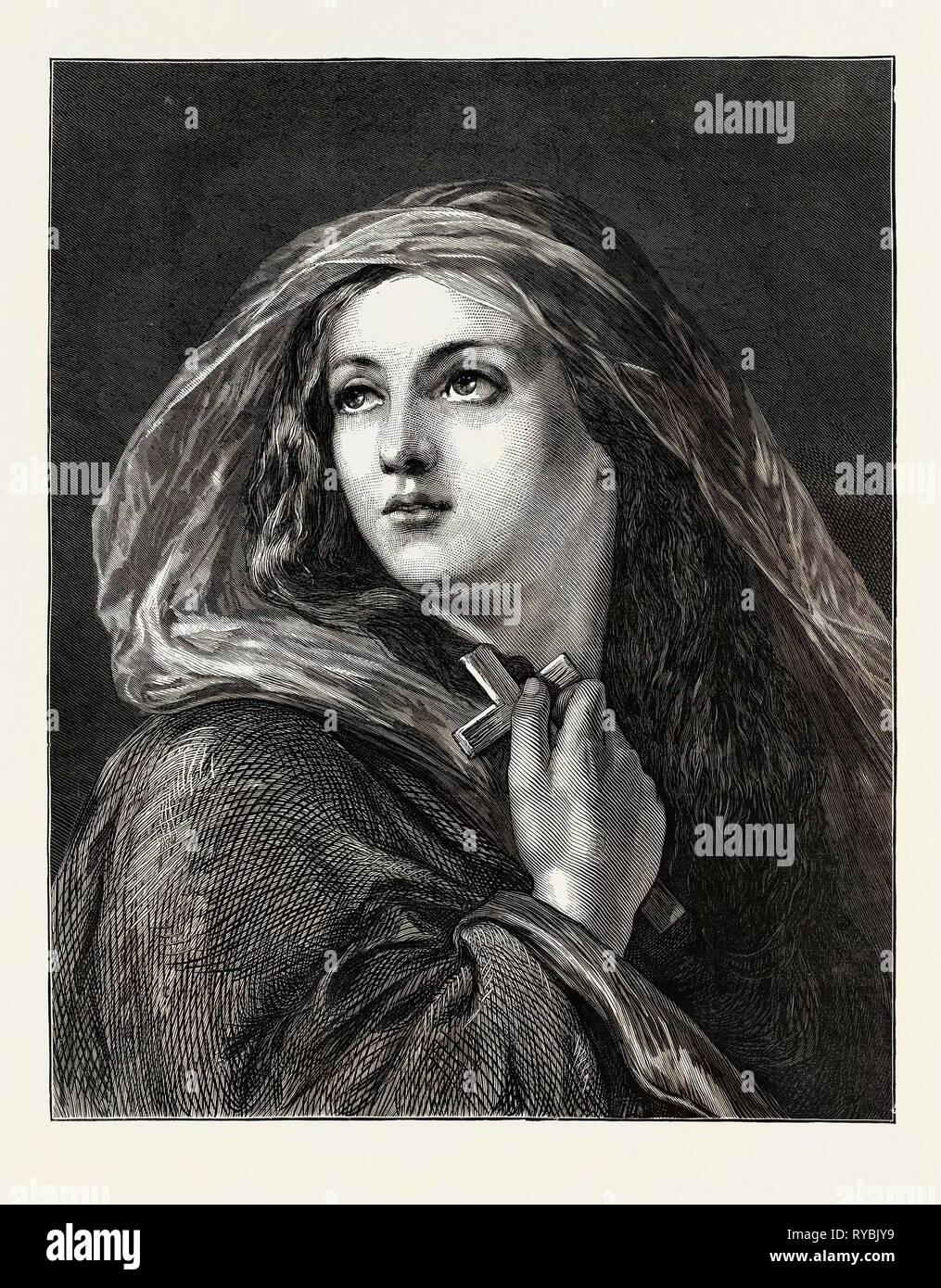 Faith - Stock Image
