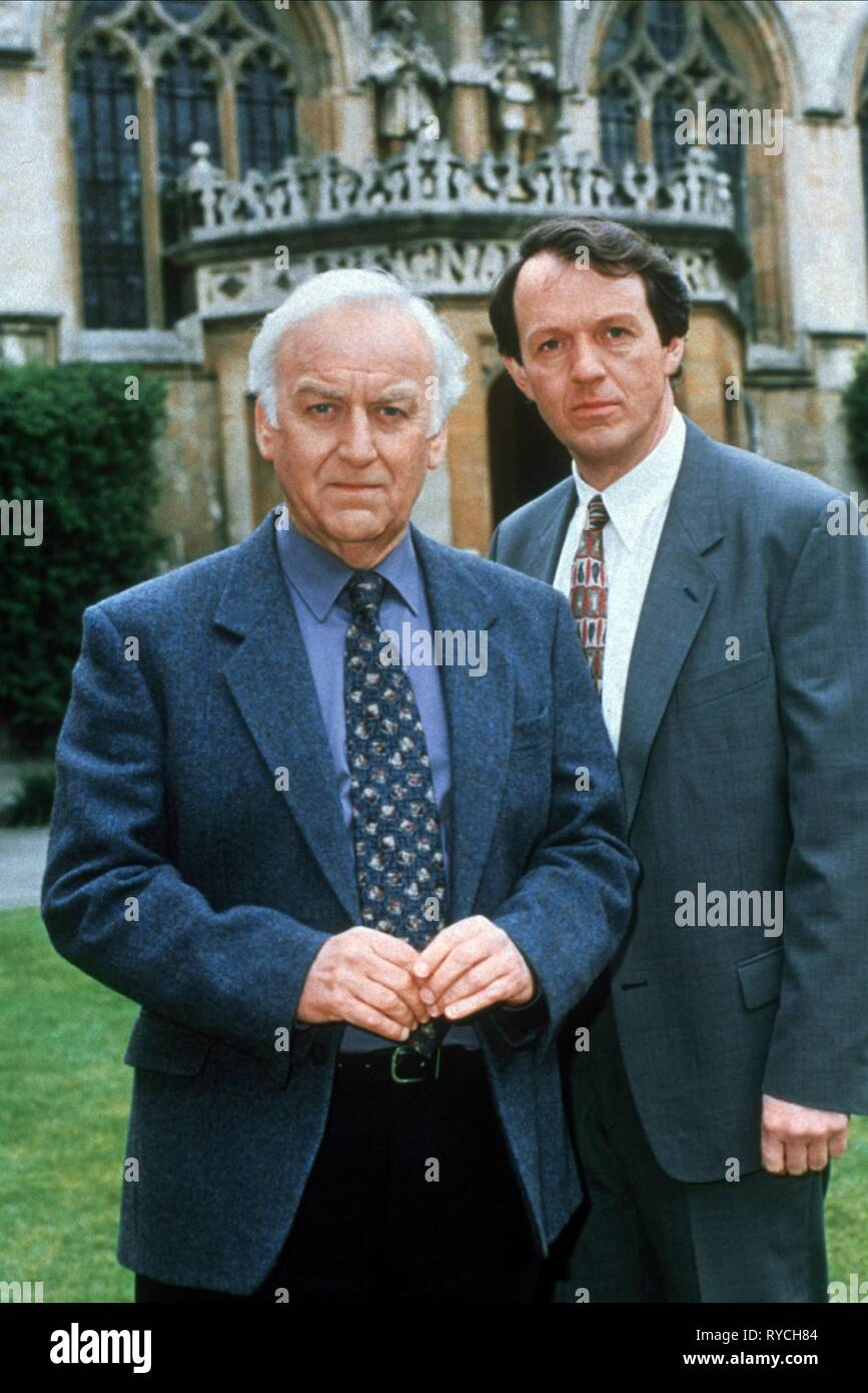 John Thaw High Resolution Stock Photography And Images Alamy