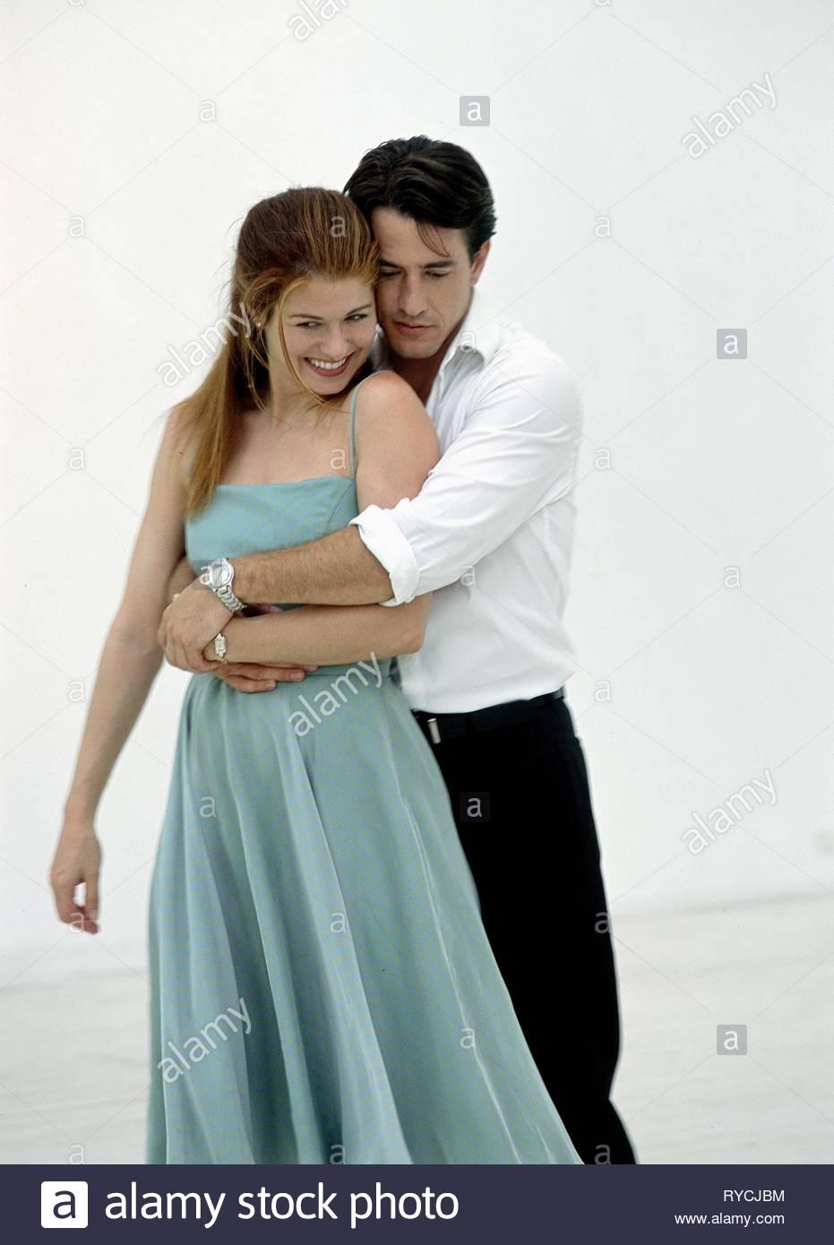 DEBRA MESSING, DERMOT MULRONEY, THE WEDDING DATE, 2005 - Stock Image