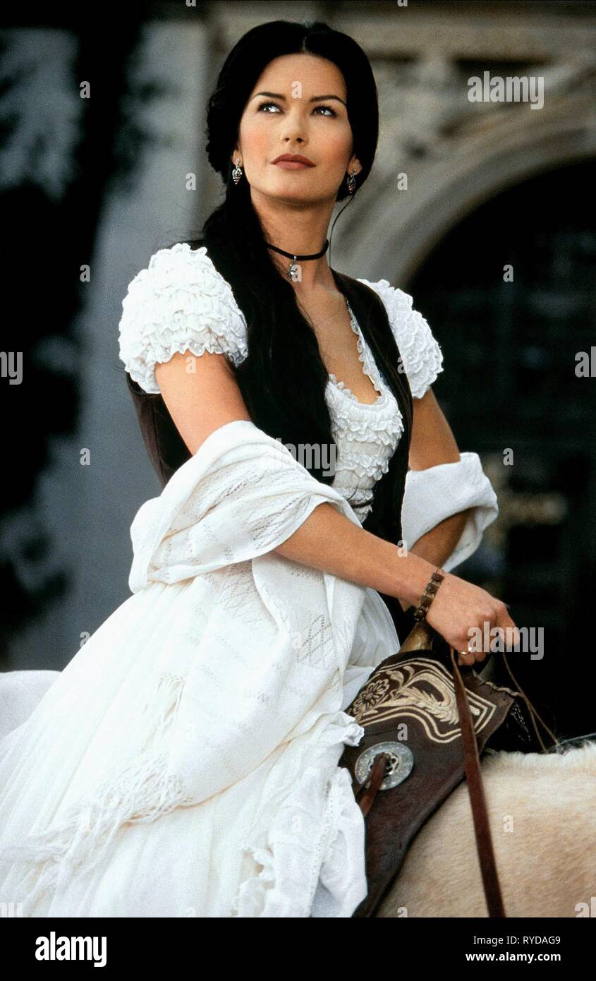 catherine zeta jones pictures from zorro