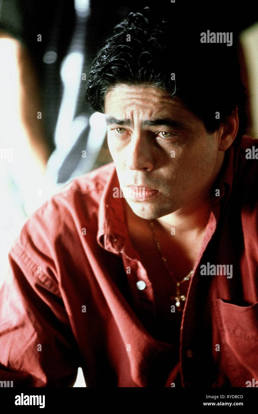 Benicio Del Toro Traffic 2000 Stock Photo Alamy