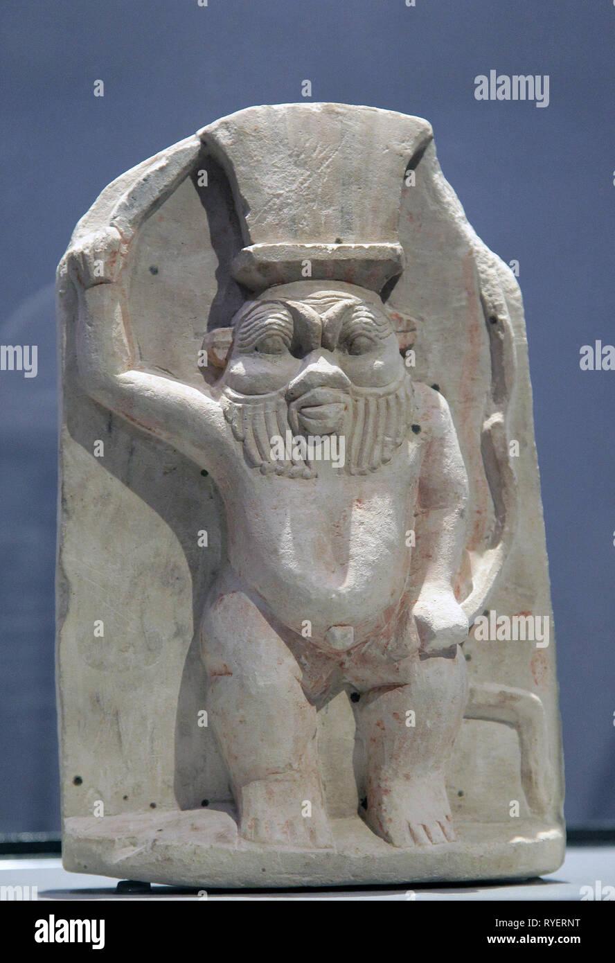 Egyptian Gods And Goddesses Stock Photos & Egyptian Gods And