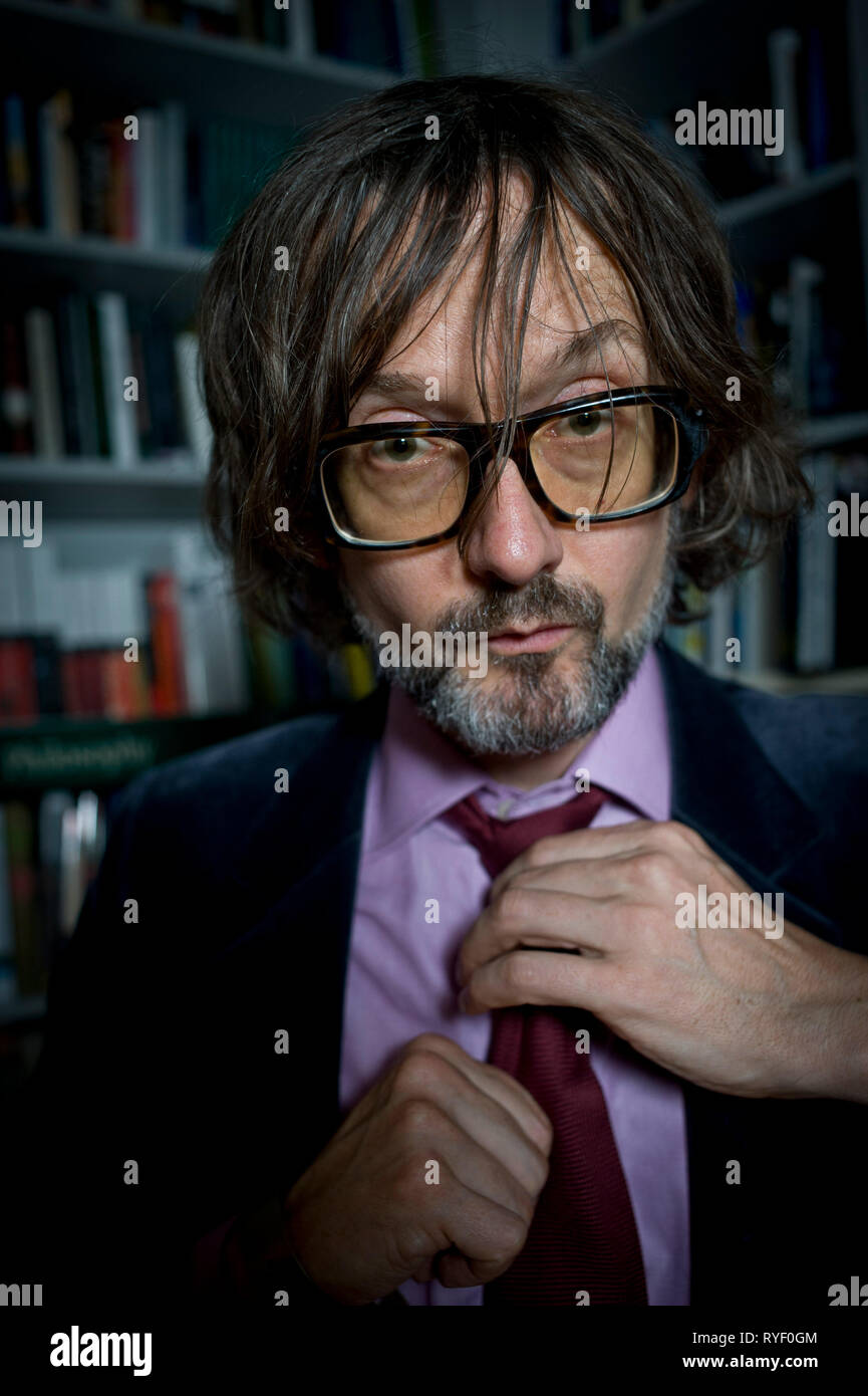 Jarvis Cocker Stock Photos & Jarvis Cocker Stock Images - Alamy