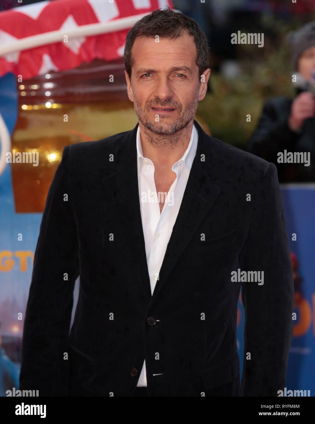 Nov 23, 2014 - London, England, UK - 'Paddington' World Premiere - Red Carpet Arrivals, Odeon, Leicester Square Photo Shows: David Heyman - Stock Image
